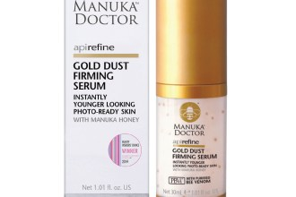 Manuka Doctor apirefine Gold Dust Firming Serum-2