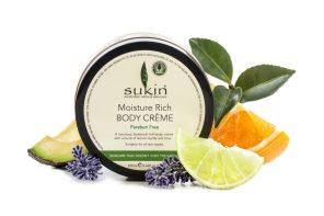 Moisture Rich Body Cream