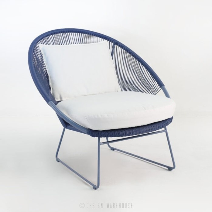 The emergence of the retro feeling is seeing consumers going back to woven styles and crochet techniques. In addition, the woven trend is going one step further with the introduction of non-traditional, bold colours being used in woven and wicker furniture.