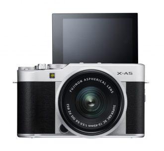 Fujfifilm X-A5 Silver +XC15-45mm