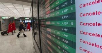 Cancelan un centenar de vuelos en aeropuerto de Miami debido a Matthew