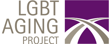 LGBT Aging Project, Old Logo