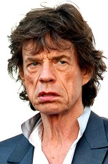 "Happy B'Day! Mick Jagger is 68! Order a 300x250!      Sir Michael Philip ""Mick"" Jagger (born 26 July 1943) is an English musician, singer-songwriter, actor and producer, best known as the lead vocalist of rock band The Rolling Stones."