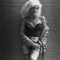 NYC Transvestite prostitutes. What a DRAG, some said but insisted.