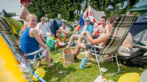Rock Werchter Camping