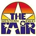 Western idaho state fair carnival image logo
