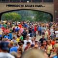 Minnesota State Fair 2014 festival in June