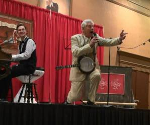 Oxford World Championship Old-time Piano Playing Contest and Festival