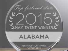 Top events in May in Alabama