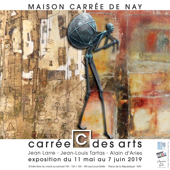 2019 - Carrée des Arts - Affiche copie