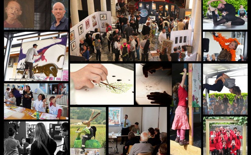 expo - démonstrations, conférences - ateliers - animations