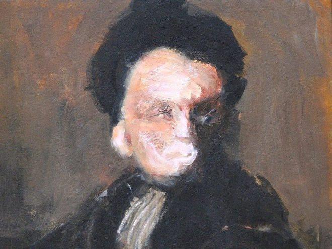 Sans titre (1) - Acrylique sur toile  (60*60cm) (2015)