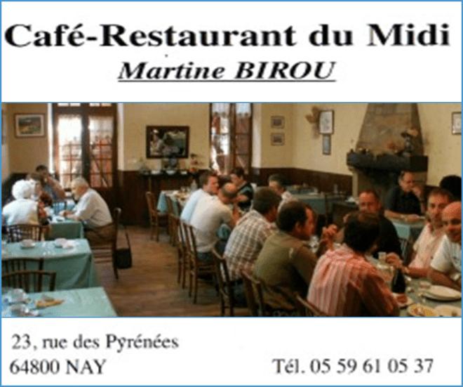 Café-Restaurant du Midi