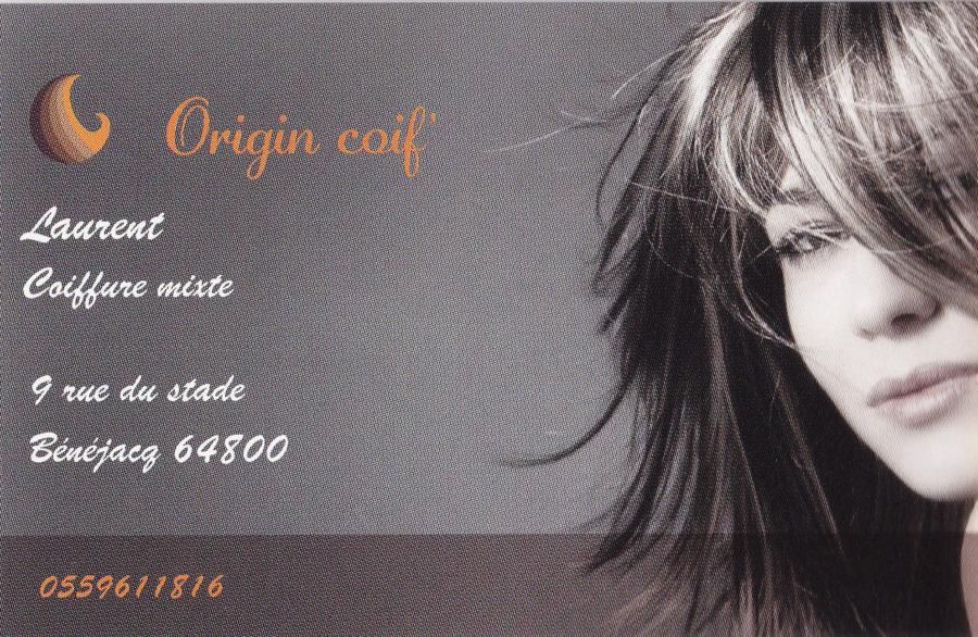 ORIGIN'COIFF – Salon de coiffure