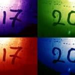 Toute l'équipe de Chemins des Arts vous souhaite une année 2017 lumineuse !
