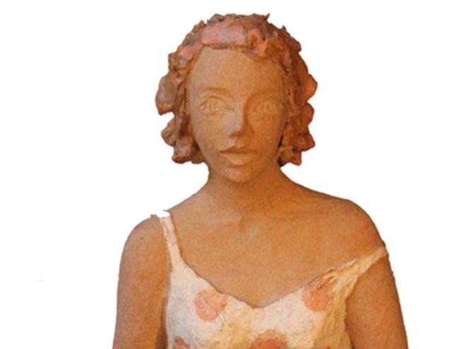 POIS 2 - Céramique et bois flotté (93*23*12cm) (2016)