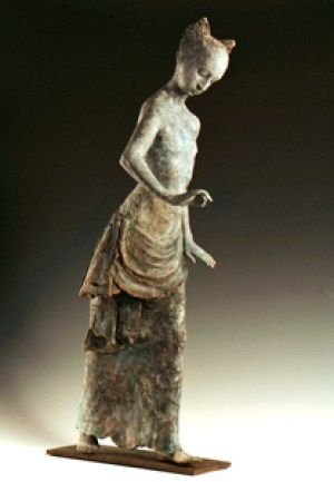DANSE - Bronze (88*31*36cm) (2015)