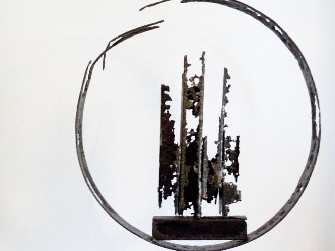 HIROSHIMA - Acier (70*46*33cm) (2016)
