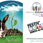 Animations Festiv'Arts avec le réseau de lecture publique du Pays de Nay