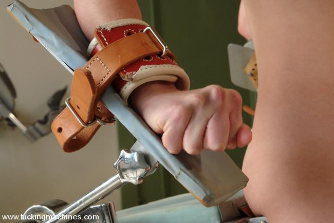 bondage torture chair