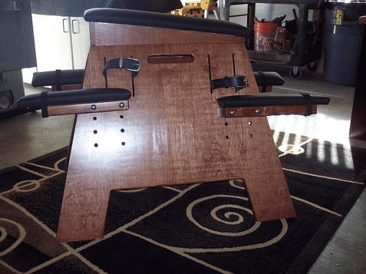 chestnut sex bench
