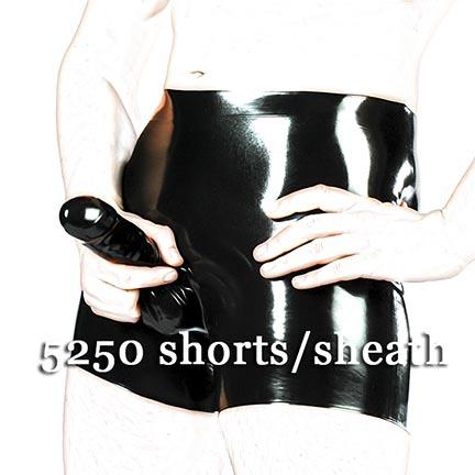 black,latex,fetisso,mens,favorites,shorts,sheath,black