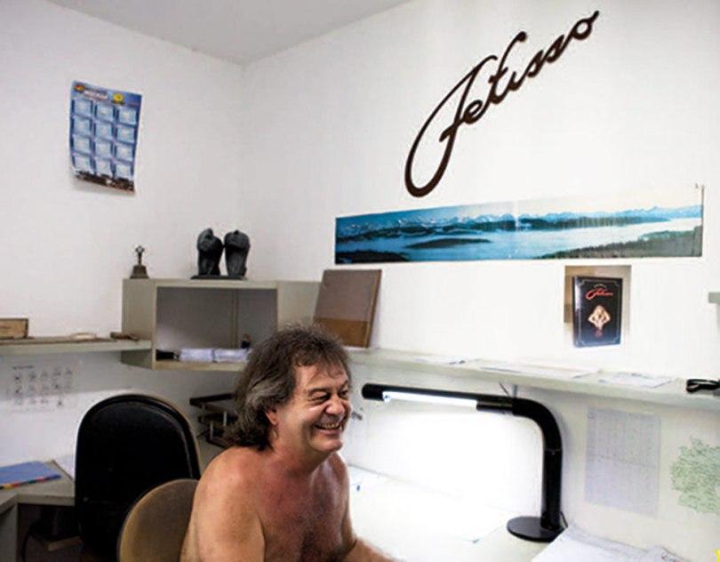 The Fetisso Latex exotic oceanside headquarters