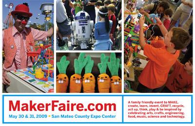 Maker Faire 2009