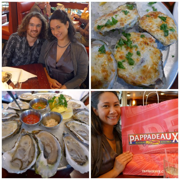 Pappadeaux Birthday Dinner