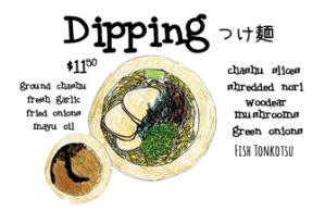 Dipping Ramen
