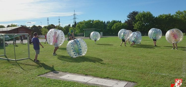 Bubble Soccer Cup 2016