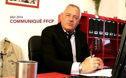 Communiqué FFCP de Mai 2014
