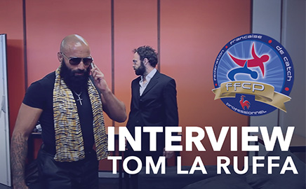 Interview de Tom La Ruffa à la FFCP