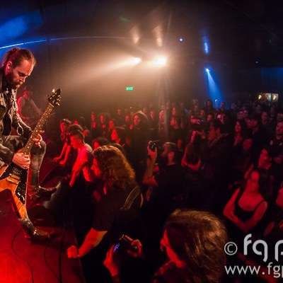 Sólstafir + Esben & The Witch @ Hard Club