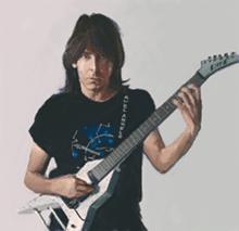 136482 天才・神速ギタリスト、マイケル・アンジェロの神業驚愕動画