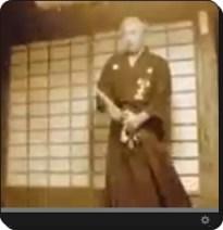 2013 08 31 095640 【神業動画】まるで実写版るろうに剣心だ!居合抜き三剣士凄技!