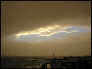 taifu7 【画像】台風を上空から見たら想像以上にビビる件!台風の驚異!台風の目