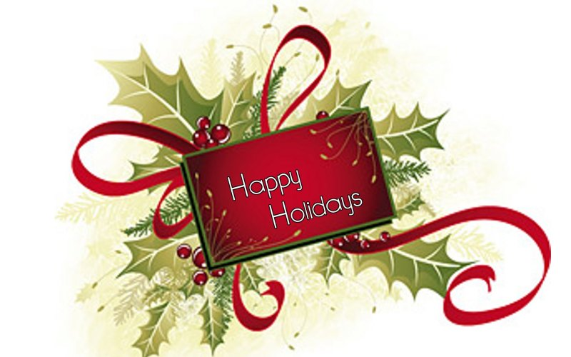 Large Of Happy Holidays And Happy New Year