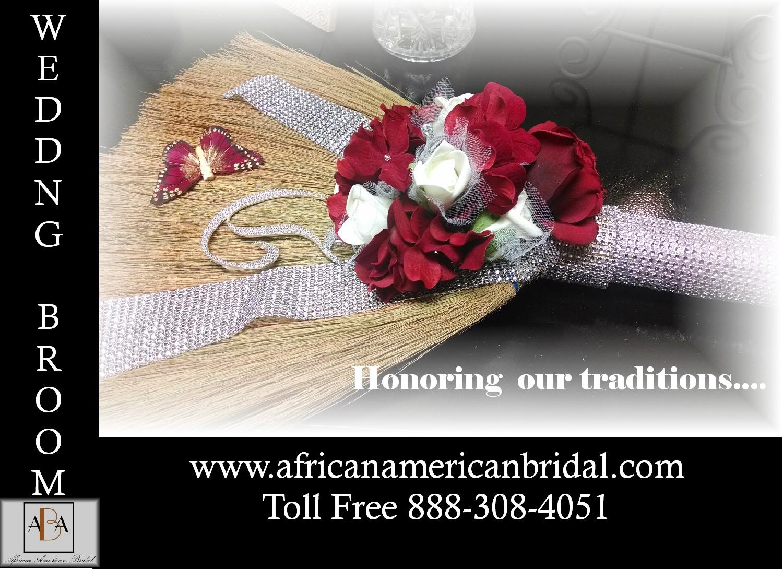wedding brooms wedding brooms The Blushing Bride Signature Wedding Broom