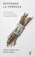 Libro recomendado Repensar la pobreza