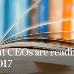 lo que los ceos leen en 2017