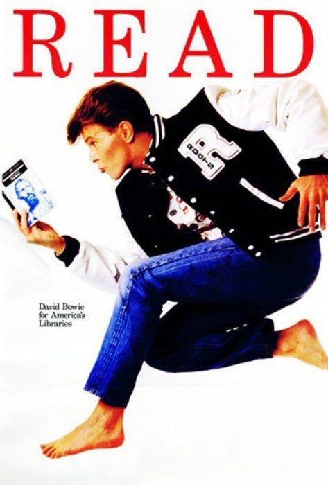 Bowie Read