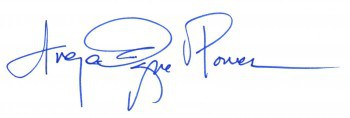 Angelique Power signature