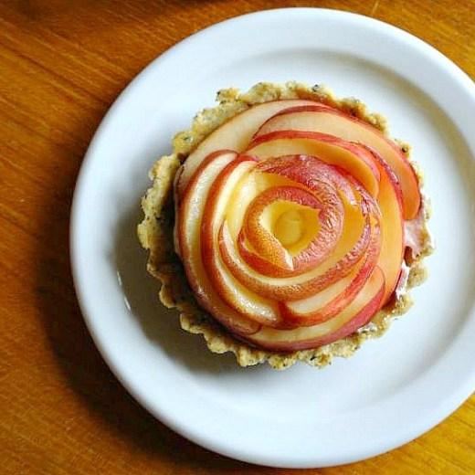 mochi tart