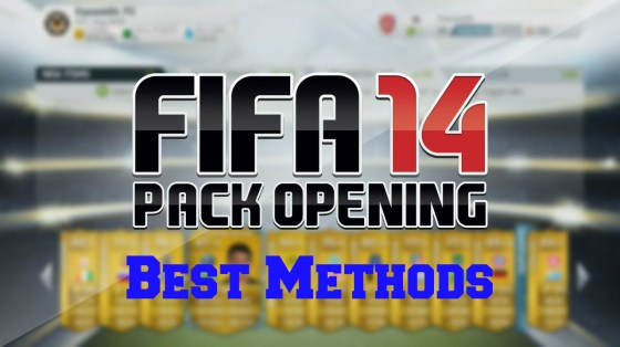 FUT 14 Pack Opening Tips