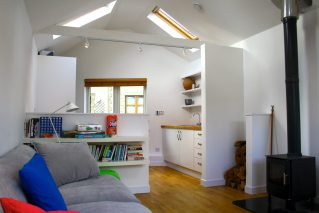 Garage Conversion, East Neuk