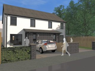 Affordable Housing Development, Cardenden