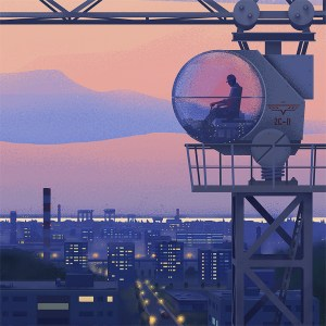Tower Crane by Marcin Wolski