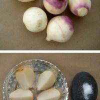 Shalgham Pokhteh - Turnips (Bless Their Heart)