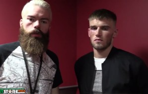 Cian Cowley post fight interview at BAMMA 24 [Video]